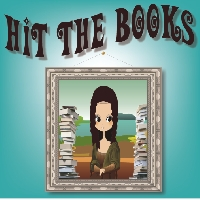 """Hit the Books"" is published by Eldridge Plays and Musicals."