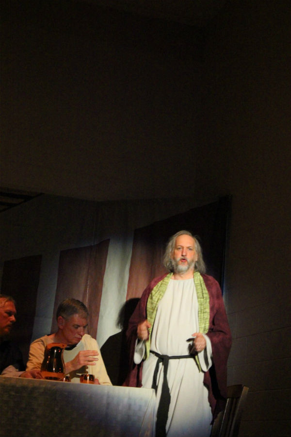 Dwayne Yancey as Simon the Zealot.