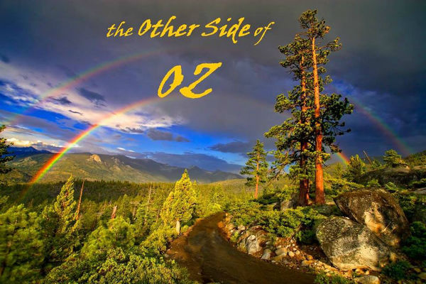The poster that Backyard Theatre is using for THE OTHER SIDE OF OZ.
