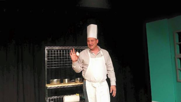 Larry Pelham as Chef Pierre